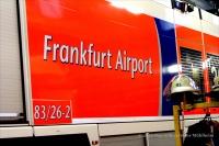 Besuch Flughafen Frankfurt