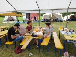 Zeltlager-Tag2